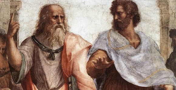 Aristotle - Plato