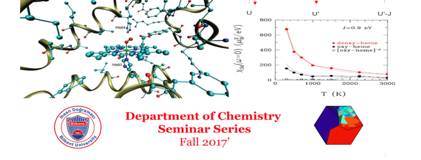 Weekly Department Seminar Series Hosts with Nejat Bulut