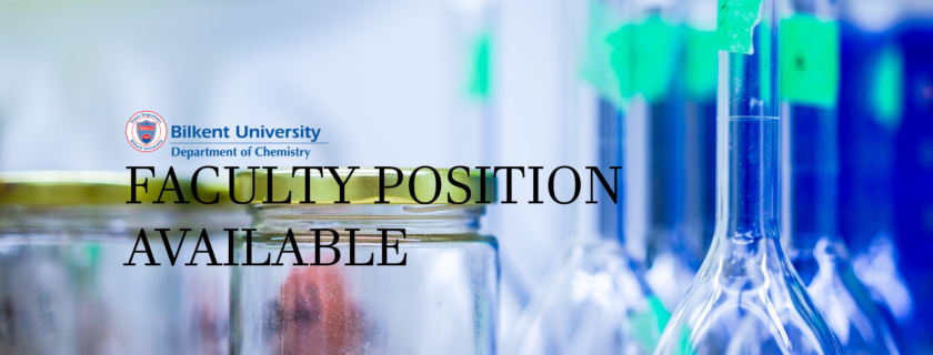 Faculty Position Available