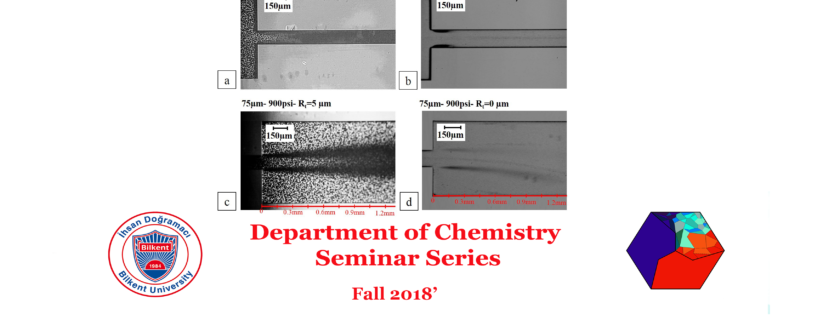 Weekly Department Seminar Series Continues with Ali Kosar