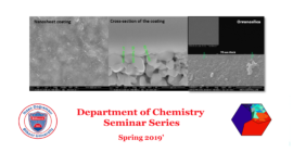 Weekly Department Seminar Series Continues with Berna Topuz