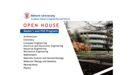 Open House for Graduate School of Engineering and Science