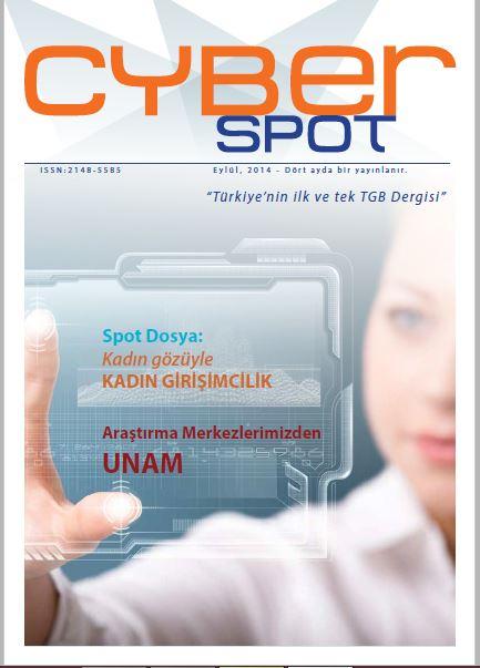 Cyber Spot Eylül 2014