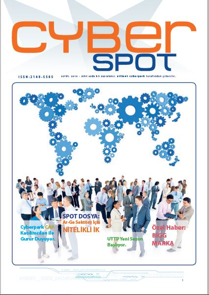 Cyber Spot Eylül 2015
