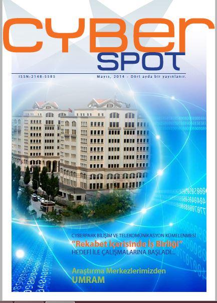 Cyber Spot Mayıs 2014