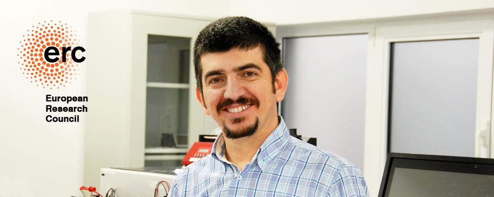 Dr. Coşkun Kocabaş Üniversitemizin 5. ERC Projesini Kazandı