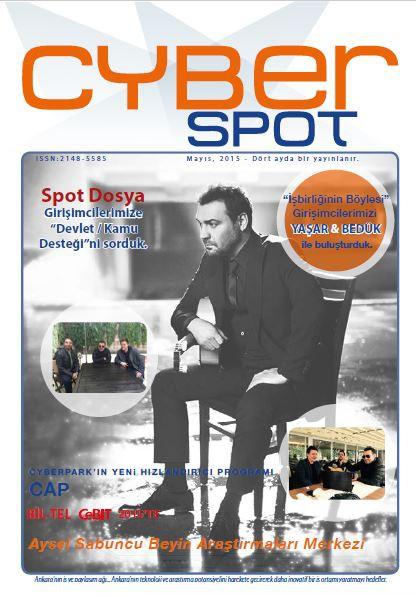 Cyber Spot Mayıs 2015