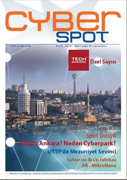 Cyber Spot Ocak 2015 Özel Sayı